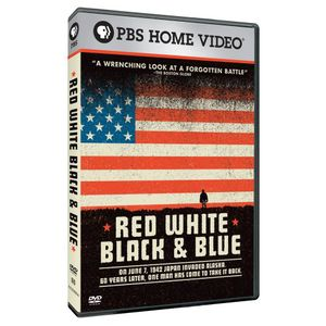 Red White Black and Blue