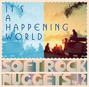 WARNER SOFT ROCK NUGGETS VOL 2 (IT'S A HAPPENING WORLD) [Import]