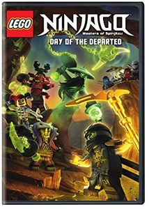 Lego Ninjago: Day of the Departed
