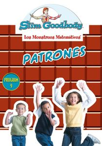 Slim Goodbody Monstrous Matematicos: Patrones (Spanish)