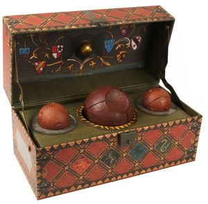 Collectible Quidditch Set: With Poster (Harry Potter)