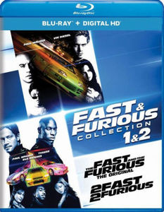 Fast And Furious Collection: 1 & 2