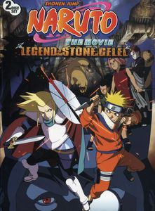 Naruto the Movie: Volume 2: Legend of the Stone of Gelel