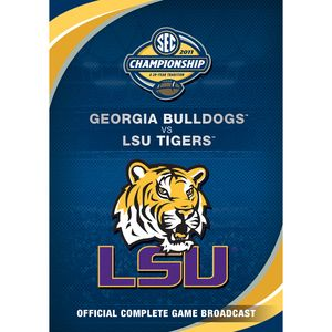2011 SEC Championship Game: No. 1 LSU vs. No. 12 Georgia