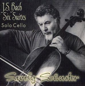 Six Suites Cello Solo