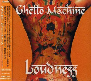 Ghetto Machine [Import]