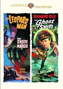 The Leopard Man /  The Ghost Ship