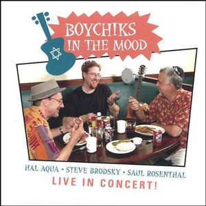 Boychiks in the Mood-Live in Concert! /  Various