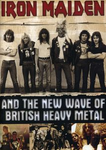 Iron Maiden & the New Wave of Itish Heavy Metal