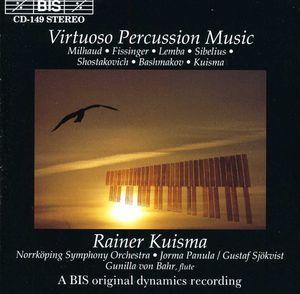 Virtuoso Percussion
