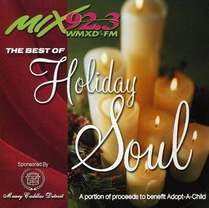 WMXD 92.3 Mix-Best of Holiday Soul /  Various