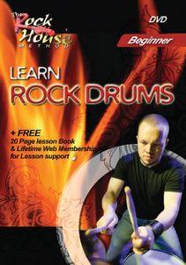 Learn Rock Drums: Beginner
