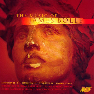Music of James Bolle