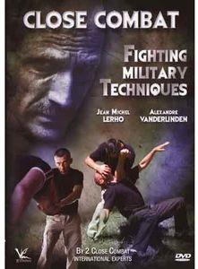 Close Combat Fighting Military Technique [Import]