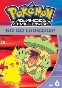 Pokemon 6: Advanced Challenge