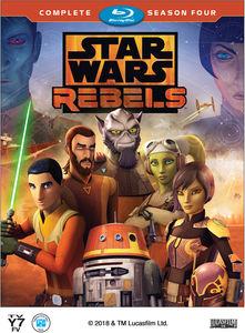 Star Wars Rebels: Complete Season Four