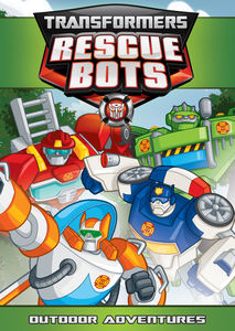 Transformers Rescue Bots: Outdoor Adventures