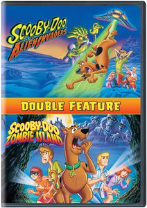 Scooby-Doo and the Alien Invaders /  Scooby-Doo on Zombie Island