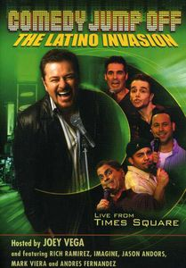 Comedy Jump Off: The Latino Invasion [WS]