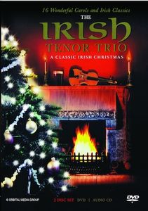 Irish Tenor Trio: Perform Classic Christmas Tale