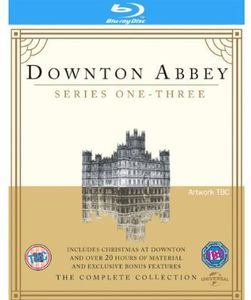 Downton Abbey: Series 1-3 + Christmas Special [Import]