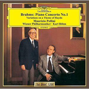 Brahms: Piano Concerto No. 1. Etc.