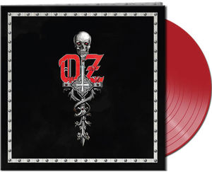 Transition State (clear Red Vinyl)