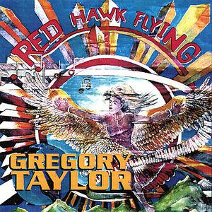 Red Hawk Flying