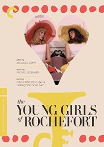 The Young Girls of Rochefort (Criterion Collection)