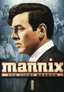 Mannix: The First Season