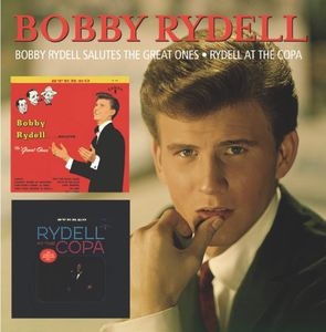 Bobby Rydell Salutes Great Ones /  At the Copa [Import]