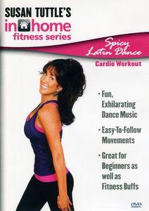 Spicy Latin Dance Cardio Workout
