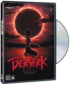 Berserk: The Golden Age Arc III: The Advent