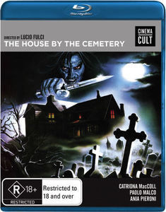 House By the Cemetery [Import]