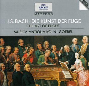Bach: The Art of the Fugue