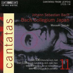 Cantatas Xi