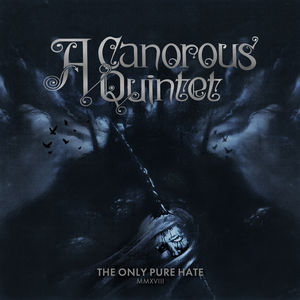 Only Pure Hate -mmxviii-