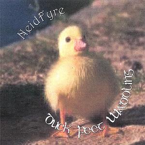 Duck Feet Waddling
