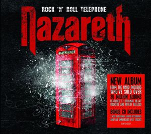 Rock N Roll Telephone: Deluxe Edition [Import]