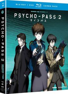 Psycho-Pass 2: Season Two