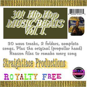 30 Hip Hop Beats