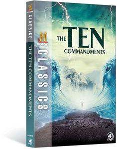History Classics: The Ten Commandments