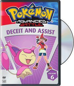 Pokémon: Advanced Battle: Volume 6: Deceit and Assist