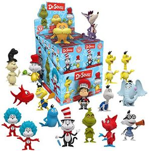 FUNKO MYSTERY MINIS: Dr. Seuss W1 (ONE Figure Per Purchase)