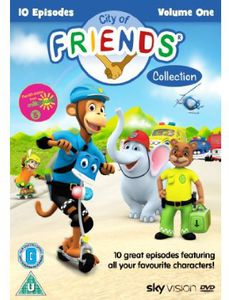 Vol. 1-City of Friends [Import]