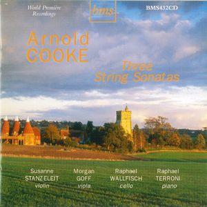 Three String Sonatas
