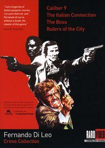 Fernando Di Leo: The Italian Crime Collection Vol. 1
