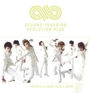 Infinite 1st Arena Tour in Japan Second Invasion E [Import]