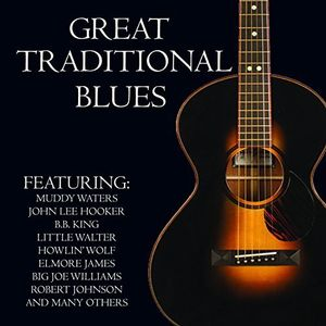 Great Traditional Blues (Various Artists)