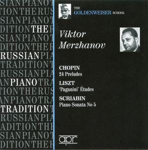 Russian Piano Tradition: Goldenweiser School